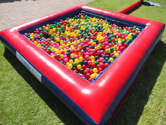 Jumping Connor Party Rental For Jumping Castles Ball