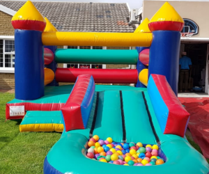 Jumping Castle Combo